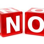 Los beneficios del NO por respuesta en los negocios